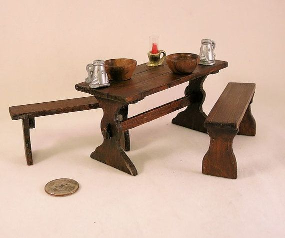 Best 25+ Wooden Trestle Table Ideas On Pinterest