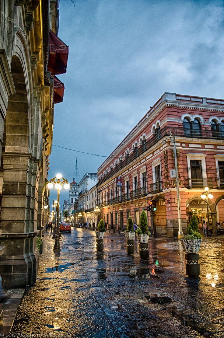 Puebla de los Ángeles, Puebla, Mexico