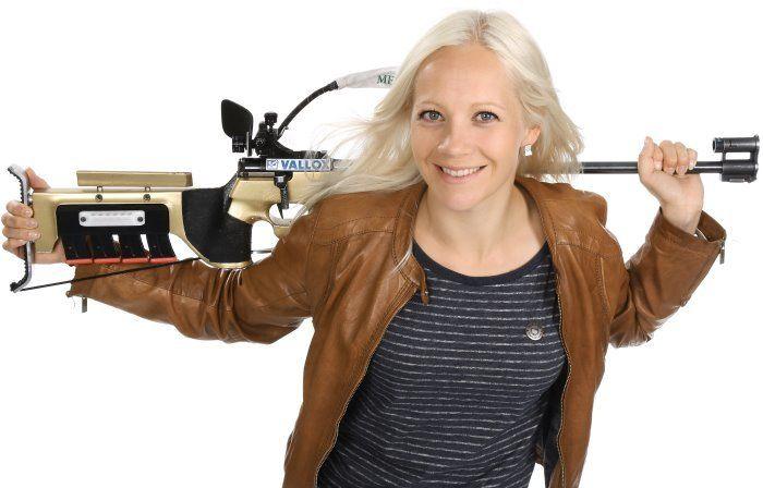 Kaisa Mäkäräinen - Vallox biathlon