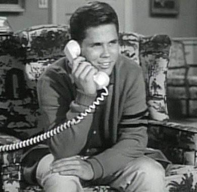 Tony Dow - As Wally Cleaver