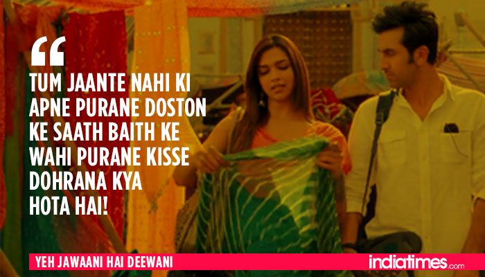 When a 'pragmatic' Bunny and an 'emotional' Naina had a heart-to-heart, many of us revisited our set of similar conversations with people who were close to us at one point of time. Agree?
