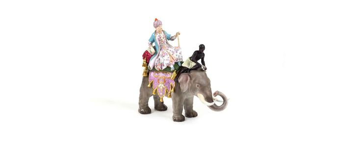 #MarchAuction26 Preview A Meissen porcelain figure  Germany, late 19th century