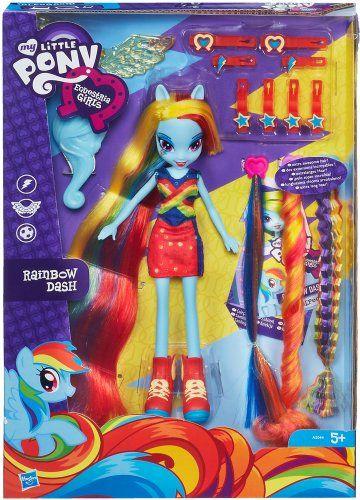 My Little Pony Equestria Girls Radical Hair Rainbow Dash My Little Pony http://www.amazon.co.uk/dp/B00CQ5ECMO/ref=cm_sw_r_pi_dp_bojhub1B2MMG7