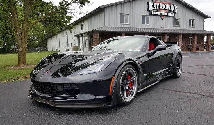 Z06 Corvette For Sale >> The crew at Raymond's Performance just equipped Steve B's