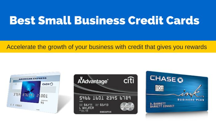 3 Best Small Business Credit Cards for 2017 http://cstu.io/34b328
