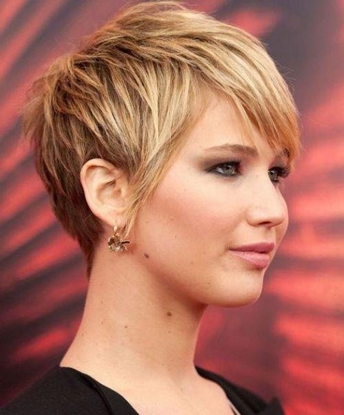 Short Dark Blonde Hairstyles 2017