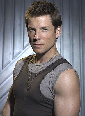 Battlestar Galactica was a great show, and Jamie Bamber was one reason why.