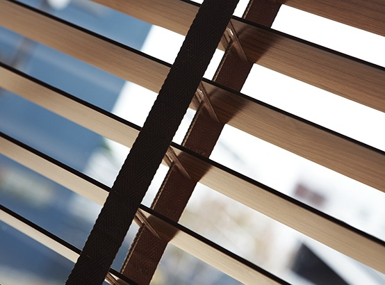 ann idstein® | Venetian Blinds - Wood