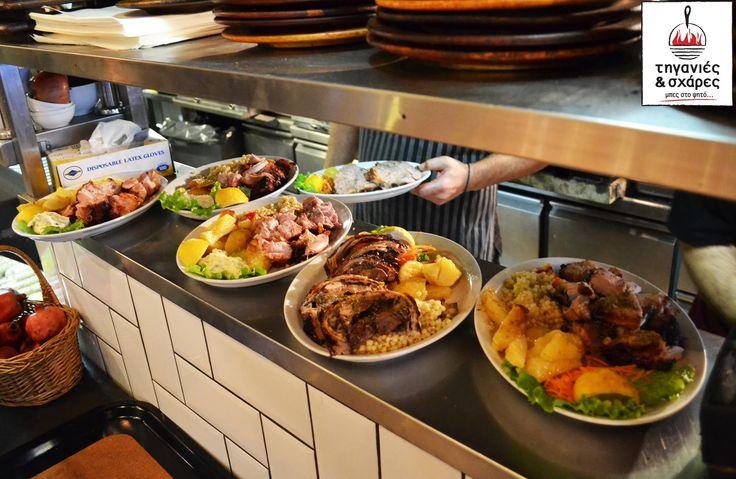 Κοκορέτσι, κοντοσούβλι, τηγανιά, σουτζουκάκια, με πατατούλες, με κους κους που λιώνουν στο στόμα... Ο,τι τραβάει η όρεξη μας!!  #Τηγανιές& #Σχάρες #Ψητοπωλείο #delivery #Θεσσαλονίκη