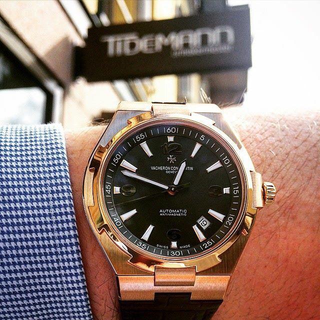 So sweet, love my overseas supplied by Tidemann Watches