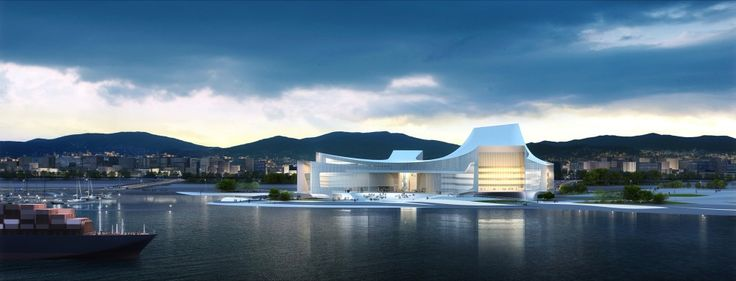 World Architecture Festival Awards 2013 shortlist announced - Busan Opera House Second Prize Winning Proposal / designcamp moonpark dmp / Courtesy of designcamp moonpark dmp --