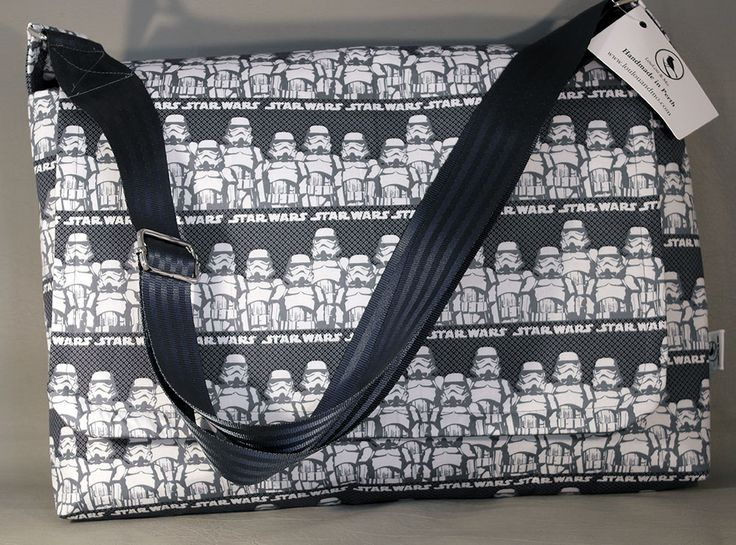 stormtrooper computer bag - perfect for any starwars fan