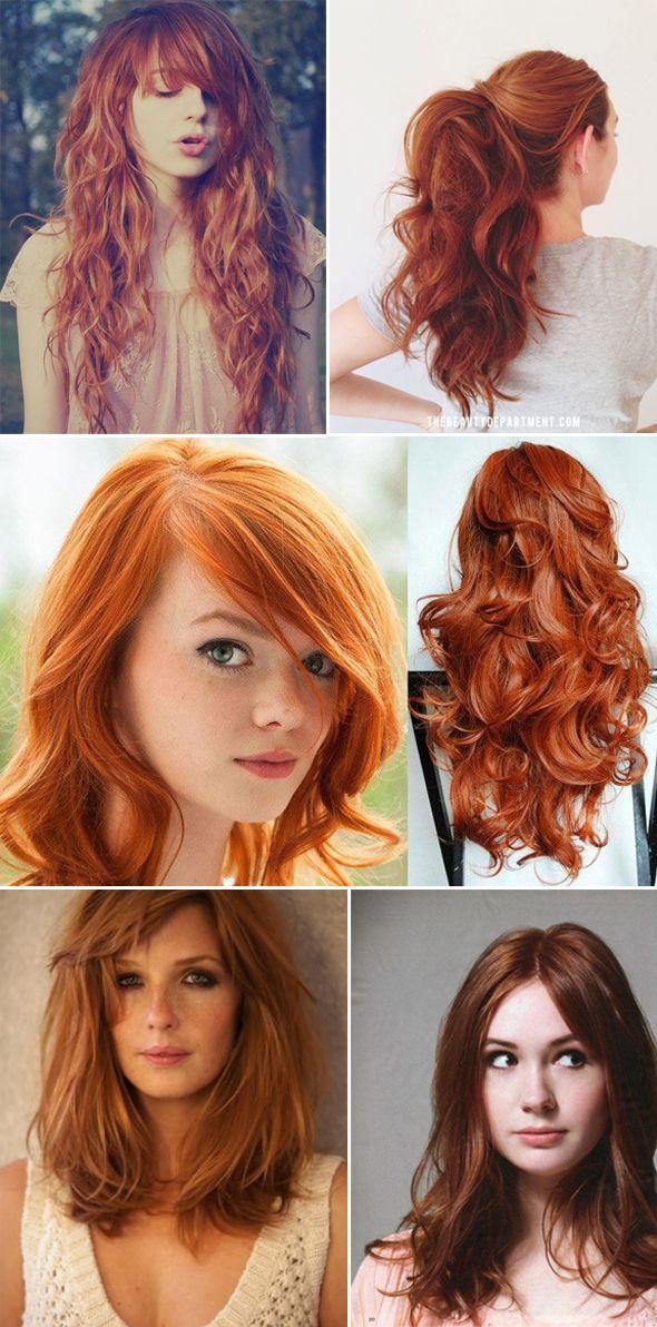 Amando os cabelos ruivos!!!
