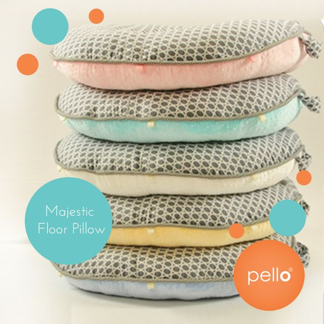 17 best images about pello designs luxe floor pillow for for Floor kids review