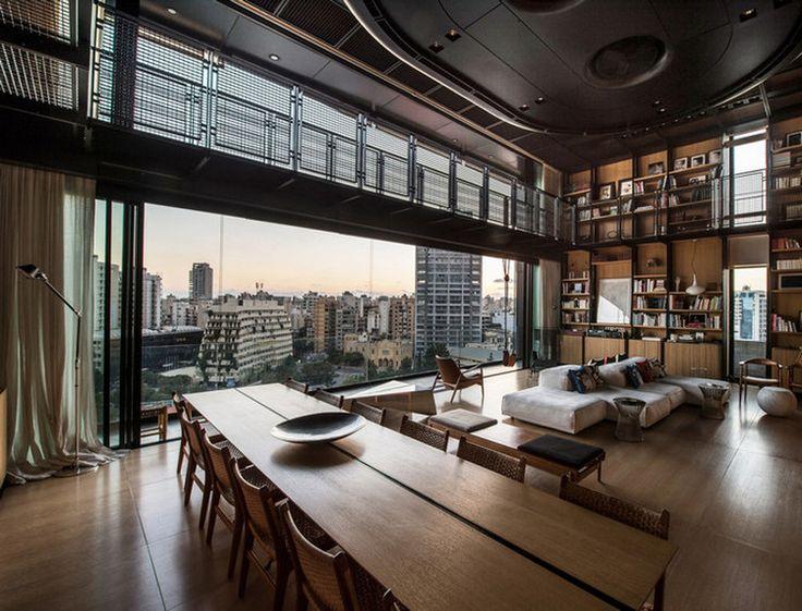Best 25 warehouse loft ideas on pinterest loft house - Loft design industriel cloud studio ...