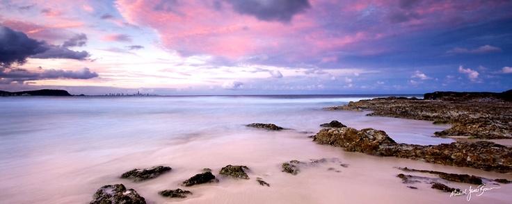 Michael James Brown Fine Art Photography - Gallery Q1 Surfers Paradise, Gold Coast, Australia