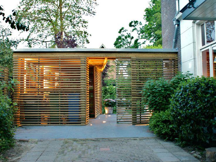 Tuinhuis – Lot Architectuur