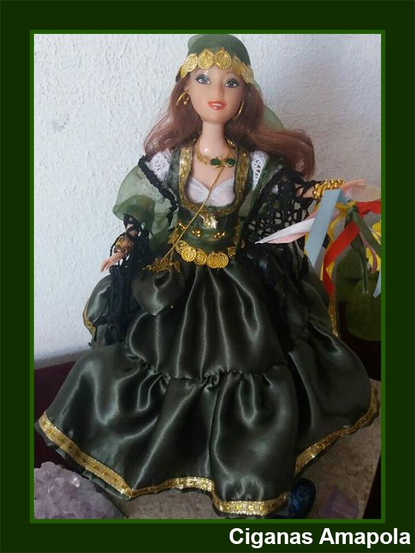 Conheça uma das histórias dessa cigana espiritual tão cheia de alegria, força, beleza, amor e fé. Cheia de sabedoria, leia sobre a cigana Esmeralda.