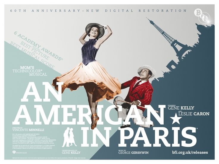 An American in Paris (Vincente Minelli, 1951)