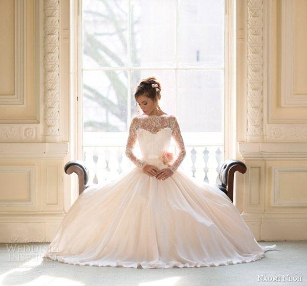 Secret Garden – Bridal Collection By Naomi Neoh 2014
