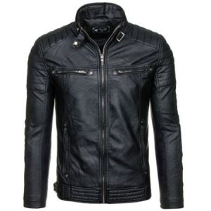 chaqueta-cuero-biker-bolf