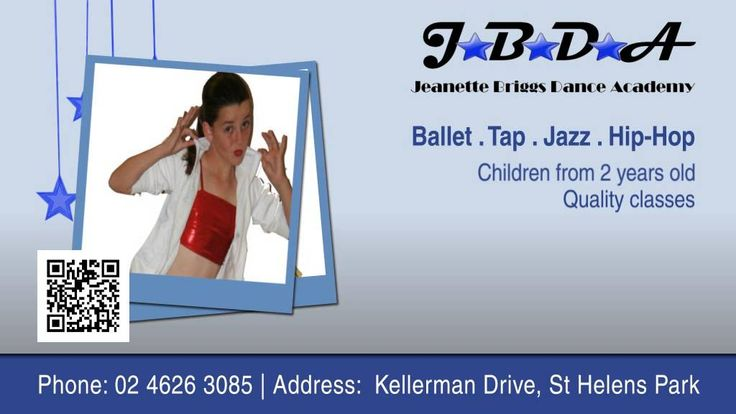 Jeanette Briggs Dance Academy Add