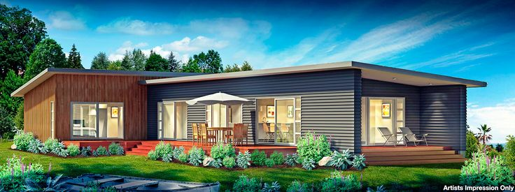 Stylish, yet casual … that's Nīkau. The design is perfect for outdoor living, with a double deck that allows a cosy retreat from the weather. The large and practical laundry/bathroom is ideal for a teenage family while an open plan … Continue reading →