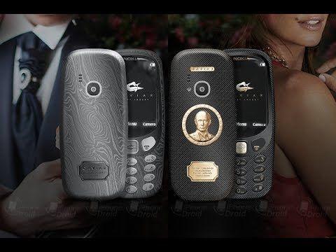 President Donald Trump & Putin-Themed Nokia 3310 I Nokia 3310 Special Ed...