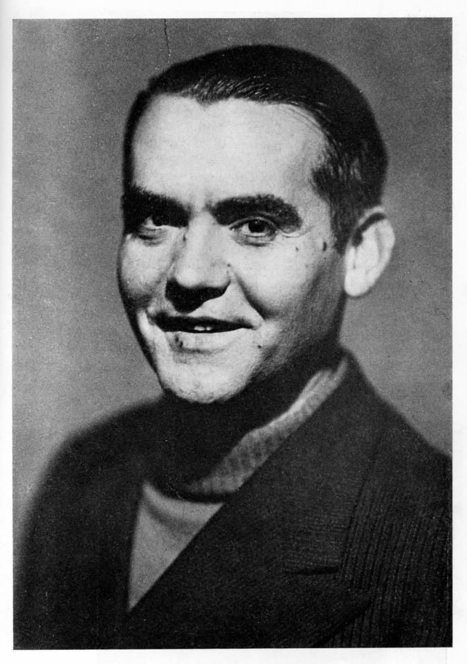 Federico García Lorca (1898–1936). He was a Spanish poet, dramatist and theatre director. He achieved international recognition as an emblematic member of the Generation of '27. His poetry and plays have been translated into dozens of languages and have been the object of study by critics all over the world. More about Lorca and his poems on Poemhunter: http://www.poemhunter.com/federico-garc-a-lorca/ Happy birthday Federico García Lorca!
