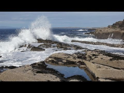 ▶ 3D SEA RELAXATION-Soothing Sounds of the Sea W/O Music-Calming Ocean Waves-Sound of Wind - YouTube
