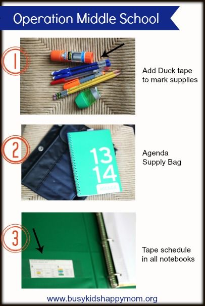 Essential things to buy as a high-school student?