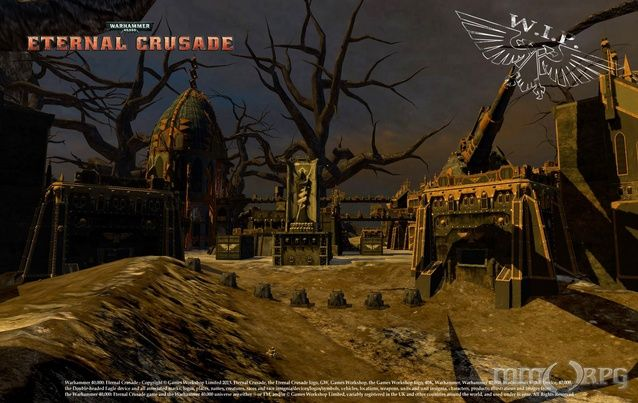 Warhammer 40.000: Eternal Crusade, Online MMO Game | Screenshots | MMORPG (shared via SlingPic)