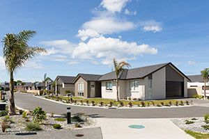 MEDIUM DENSITY: SARDINIA COVE, PAPAMOA Our house and land packages at this 44-lot subdivision in coastal Papamoa are tucked away in two quiet cul-de-sacs.  Medium density living provides a community feel and safety without compromising privacy. #ClassicBuilders