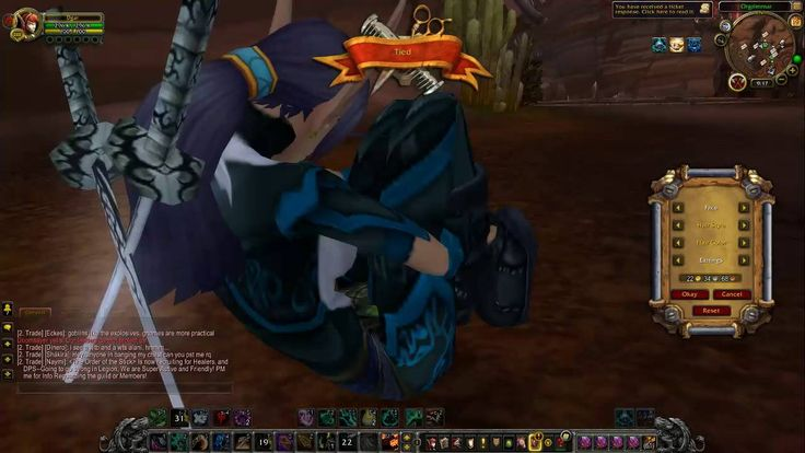 Weird Camera / Haircut Glitch While xMogging my monk #worldofwarcraft #blizzard #Hearthstone #wow #Warcraft #BlizzardCS #gaming