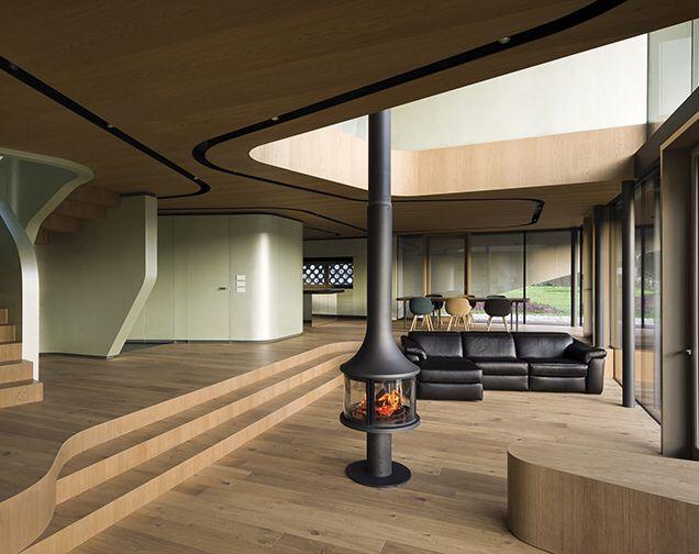 Cheminee Lea De L Atelier Jc Bordelet Disponible Chez Atry Home