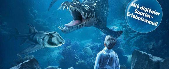 Berlin - AquaDom & SEA LIFE Berlin - Abenteuer der Dinosaurier - visitBerlin.de