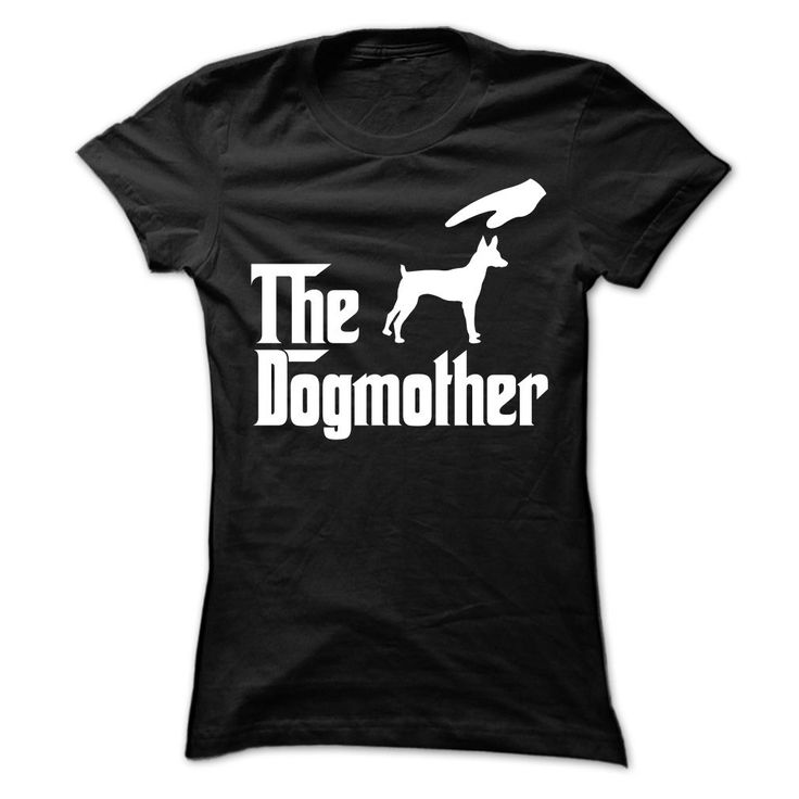 The DogMother Toy Fox Terrier T-Shirts, Hoodies. VIEW DETAIL ==► https://www.sunfrog.com/Pets/The-DogMother-Toy-Fox-Terrier-Ladies.html?id=41382