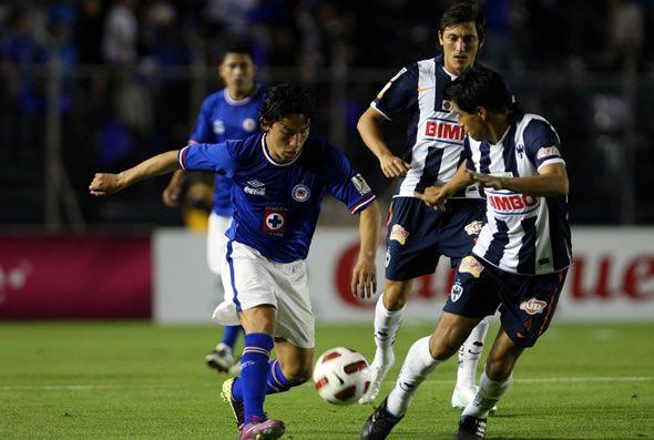 El partido más atractivo de la Jornada 1 de la Liga BBVA Bancomer es el de Cruz Azul vs Monterrey el cual podrás ver en vivo por SKY señal de TV Azteca. Detalles del partido en el siguiente enlace: http://envivoporinternet.net/cruz-azul-vs-monterrey-en-vivo-sky-liga-bbva-bancomer-2013/