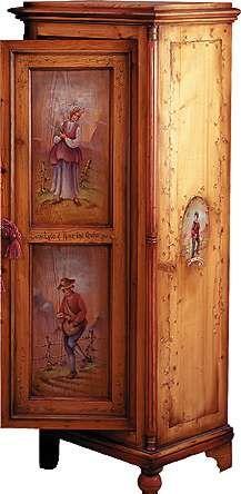 Josonja Jansen's linen cupboard