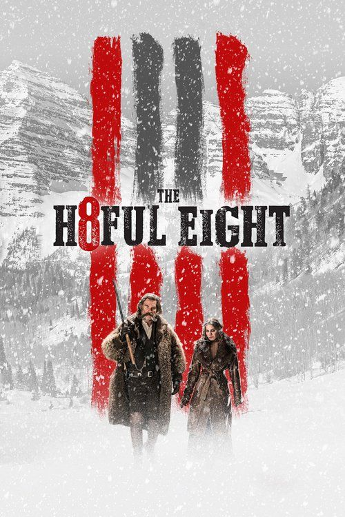 Watch The Hateful Eight - Full Movie Streaming