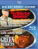The Dirty Dozen/Green Berets [Blu-ray]