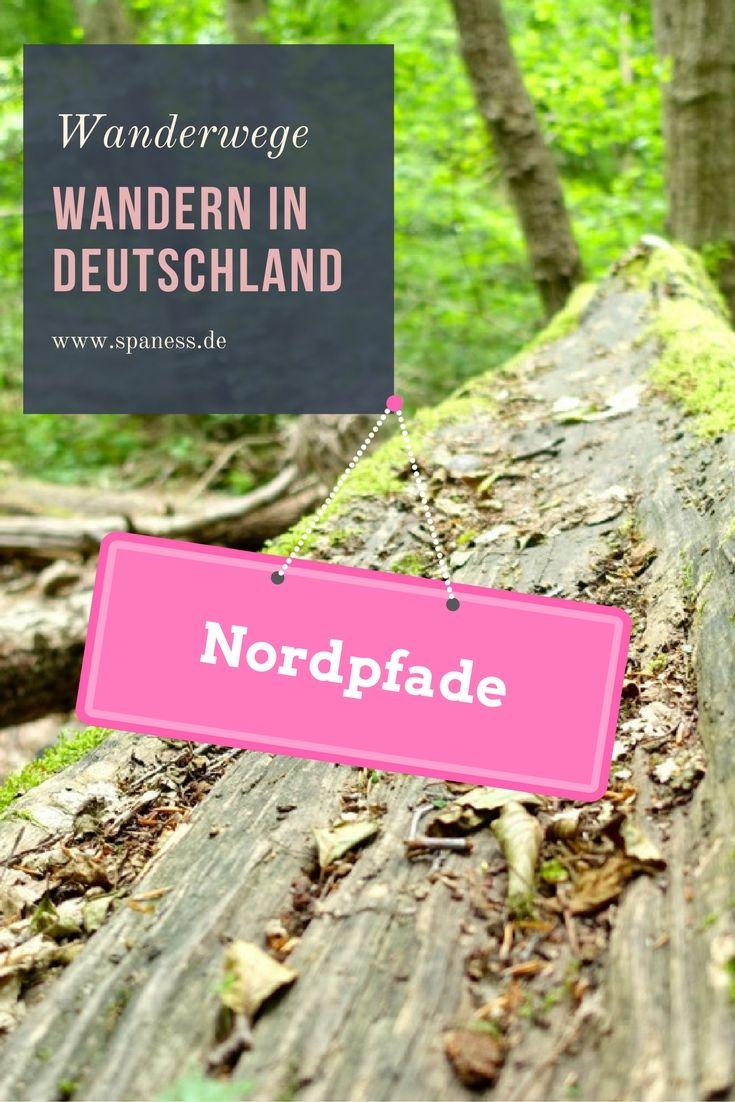 Wellness Trip Wandern Deutschland Wanderweg Nordpfade - Wanderurlaub Deutschland. Wandern in Niedersachsen.
