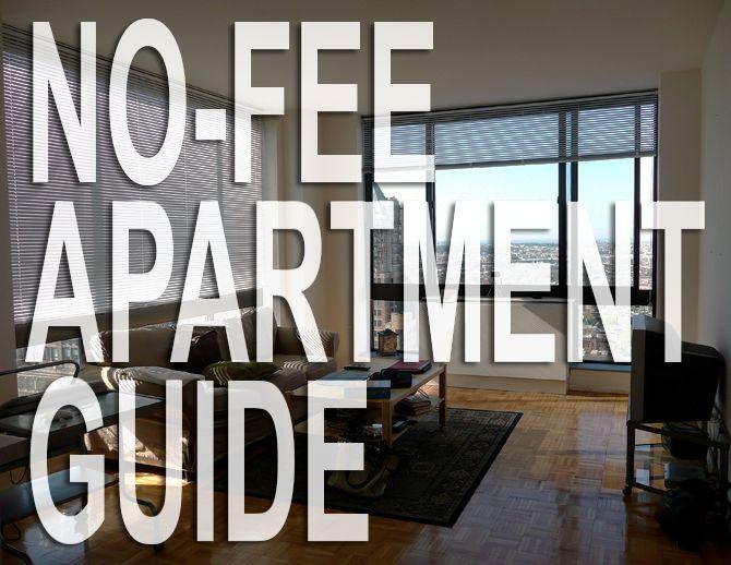 No-Fee NYC Apartment Guide