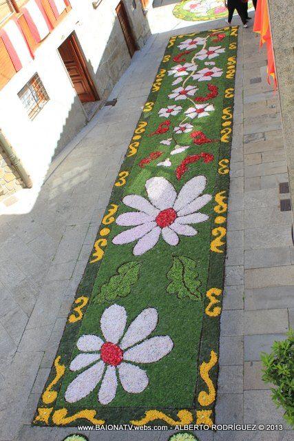78 best tapetes de flores images on pinterest tapetes corpus christi e ilha de s o miguel - Alfombras portugal ...