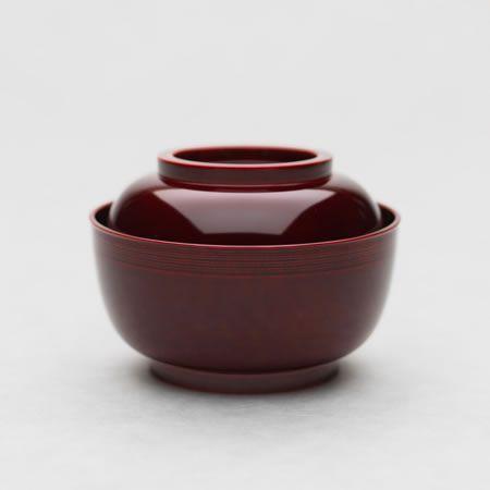 日本デザインコミッティー : 椀一式―使う漆器へ:川上元美