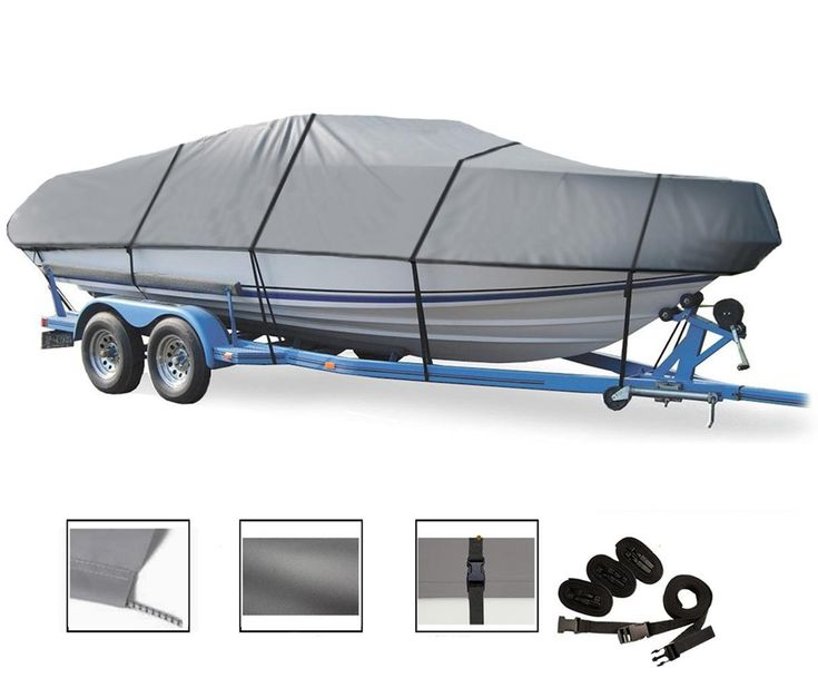 GREAT QUALITY BOAT COVER FITS Sea Ray 185 Sport BR 1997 -2004 2005 2006 2007 2008 2009 2010 11 2012