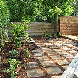 No Grass Back Yard Design Ideas, Pictures, Remodel, and Decor - page 2