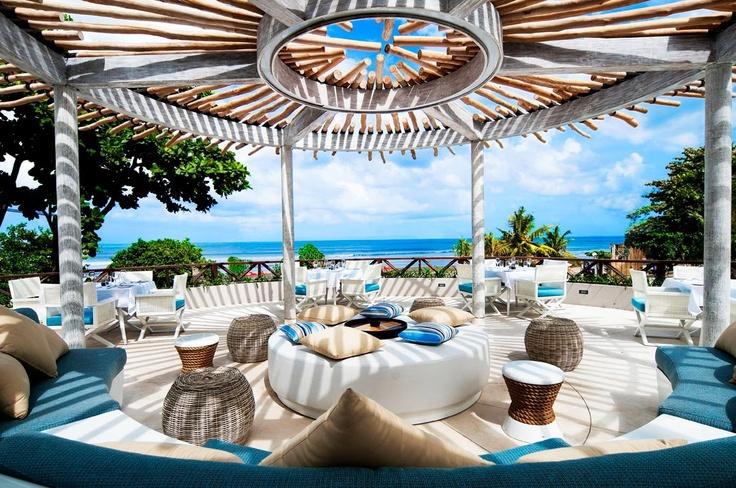 COCOON RESTAURANT, BAR, BEACH CLUB #Bali