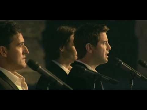 Il Divo singing Amazing Grace at the Coliseum. If you've ...