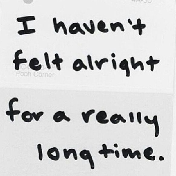 Depression Quotes To Feel Better: Best 25+ Feeling Sick Quotes Ideas On Pinterest